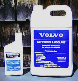Volvo OEM Oil & Lubes / Boats Unlimited