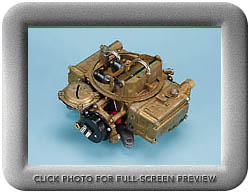 600 CFMHolley Marine Carb  for Ford 460