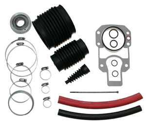 Transom Seal Kit  Alpha One R, MR
