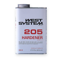 Fast Epoxy Hardener 5:1 Ratio (QT)