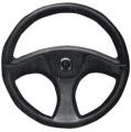 Teleflex Steering Wheel Black Ace