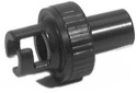 Halkey-Roberts Valve Fill Adapter
