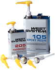 West Systems Mini Pump 5:1 Ratio