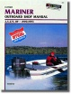 Clymer Marine Repair Manual Mariner 2.5-275HP Outboards 1990-1993