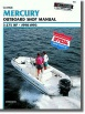 Clymer Marine Repair Manual-Mercury 3-275HP Outboards 1990-1993