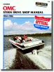 Clymer Marine Repair Manual OMC Stern Drives 1964-1986