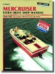 Clymer B740 mercruiser Repair Manual
