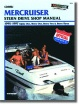Clymer B744 Mercruiser Repair Manual