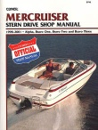 Clymer Mercruiser Repair Manual