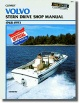Clymer Marine Reoair Manual Volvo Stern Drives 1968-1993