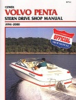 Clymer Marine Repair Manual Volvo Stern Drives 1994-1996