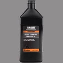 Yamaha Gearcase Lube Gallon Bottle