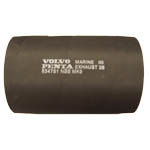 Volvo-Penta Exhaust Hose for AQ V6 and V8 Engines